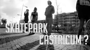 Skatepark in Castricum: de aanhouder wint